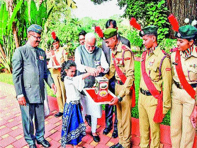 Security is the top priority - Prime Minister Narendra Modi | सुरक्षेला सर्वोच्च प्राधान्य - पंतप्रधान नरेंद्र मोदी