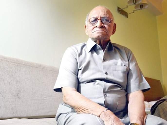 freedom fighter mohan ranade who participated in Goa liberation dies at the age of 90 | गोवा मुक्तिसंग्रामातील लढवय्ये कार्यकर्ते मोहन रानडे कालवश