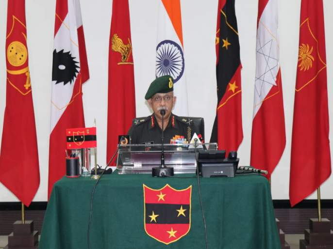 Accelerate the process of setting up the 'theater command' : Lt. Gen. C. P. Mohanty | संरक्षण मंत्रालयाच्या मंजुरीनंतर 'थिएटर कमांड' निर्मितीच्या प्रक्रियेला वेग
