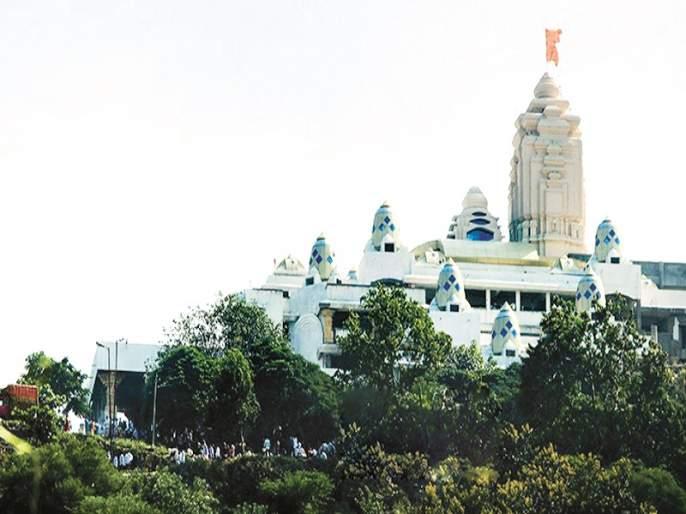Rebuke the trustees of Mohta Objection to reshuffle   मोहटा देवस्थानच्या विश्वस्तांवर ठपका; फेरनिवडीला घेतला आक्षेप