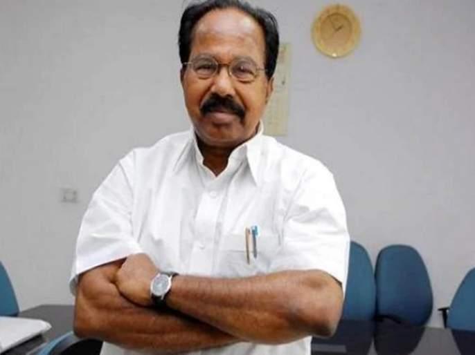 veerappa moily says congress would have won 15 16 lok sabha seats if no jds tie up | '...तर कर्नाटकात लोकसभेला काँग्रेसने १५-१६ जागा जिंकल्या असत्या'