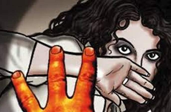 Father-in-law arrested for molesting minor girl   अल्पवयीन मुलीचा विनयभंग करणाऱ्या सावत्र बापाला अटक