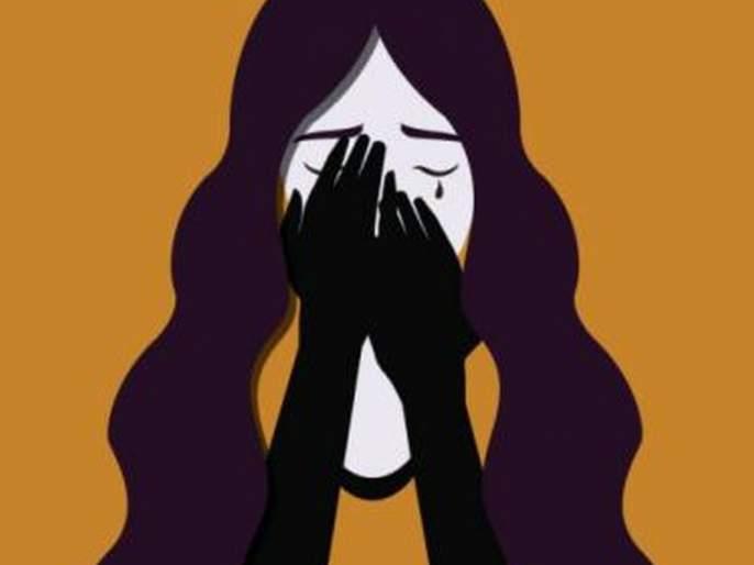 Marital wome molestation, crime against four | विवाहितेचा विनयभंग, चौघांविरूद्ध गुन्हा