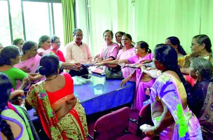 Reinstate House Workers Board: Demand for Vidarbha Molakarin Union | घरकामगार बोर्डाची पूर्ववत स्थापना करा : विदर्भ मोलकरीण संघटनेची मागणी