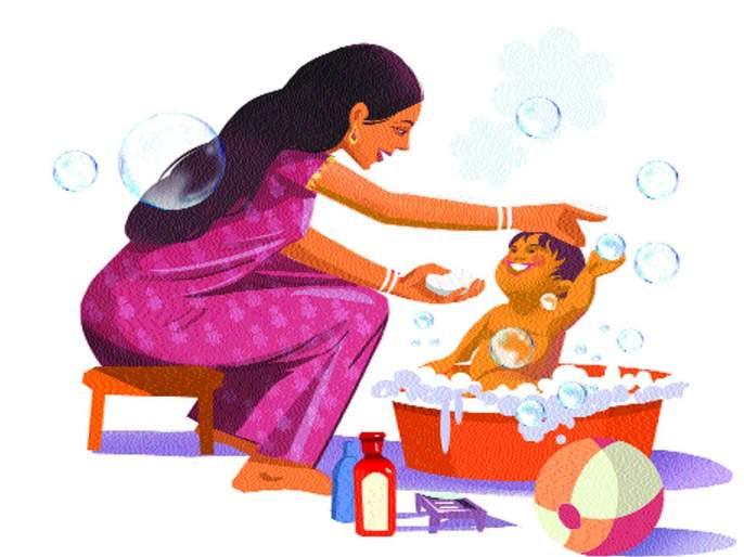 Johnson & Johnson's Baby Soap, Powder Most Popular   जॉन्सन अँड जॉन्सनचे बेबी सोप, पावडर सर्वात लोकप्रिय