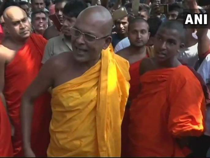 These are the five reasons Buddhists and Muslims in Sri Lanka came face to face | 'या' पाच कारणांमुळे श्रीलंकेत बौद्ध आणि मुस्लिम आले समोरासमोर