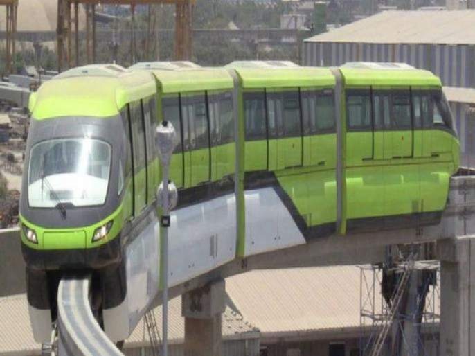 Good news: Monorail coaches will now be developed in India | गुड न्यूज : मोनोरेलचे कोच आता भारतात विकसित होणार