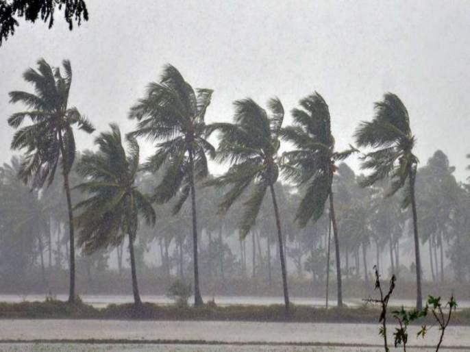 Red Alert to Maharashtra, Gujarat due to Cyclone in the Arabian Sea | Nisarga Cyclone: अरबी समुद्रात निर्माण झालेल्या चक्रीवादळाचा महाराष्ट्र, गुजरातला धोका; राज्यात जोरदार पावसाची शक्यता
