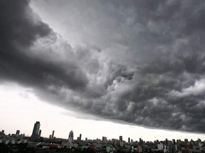 Monsoon today in Mumbai | मान्सून आज मुंबईत