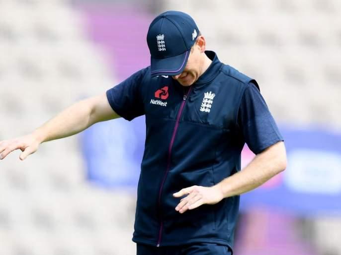 ICC World Cup 2019: England's captain Eoin Morgan injured before world cup | आयसीसी वर्ल्डकप 2019 : इंग्लंडला मोठा धक्का, कर्णधार इऑन मॉर्गनला दुखापत