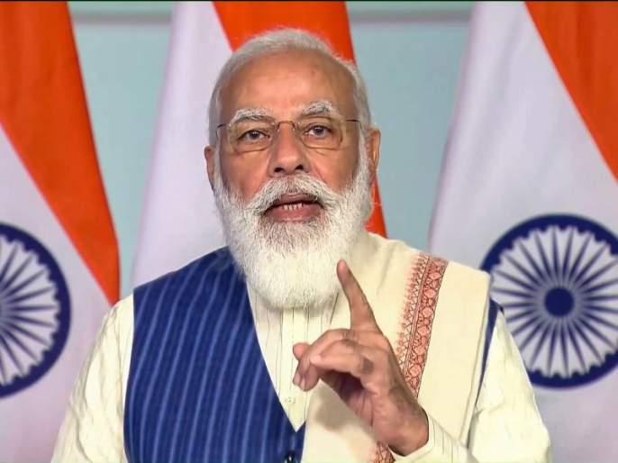 Applause and placing of lights increased the confidence of the country-PM Narendra Modi   टाळ्या- थाळ्या वाजवून अन् दिवे लावल्यामुळे देशाचा आत्मविश्वास वाढला- नरेंद्र मोदी