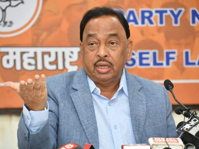"bjp leader narayan rane says shivsena had a power in Konkan because of me | ""पुढील वेळेस शिवसेना औषधालाही सापडणार नाही""; नारायण राणे"