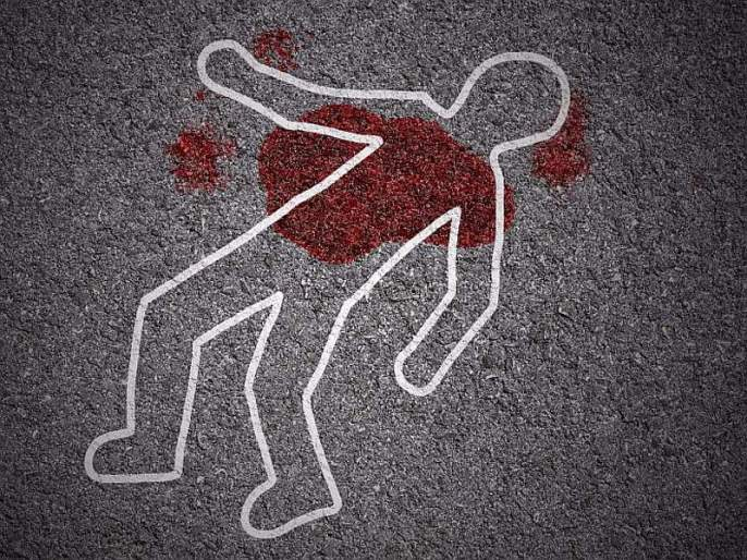 An angry father killed a drunken boy, even present himself in the police in chandrapur   संतप्त पित्याने दारुड्या मुलाला ठार मारले, पोलिसातही स्वत:हून हजर