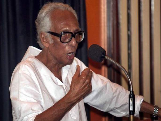 Dadasaheb Phalke awardee film maker Mrinal Sen passed away at the age of 95   दादासाहेब फाळके पुरस्कारप्राप्त चित्रपट दिग्दर्शक मृणाल सेन यांचे निधन