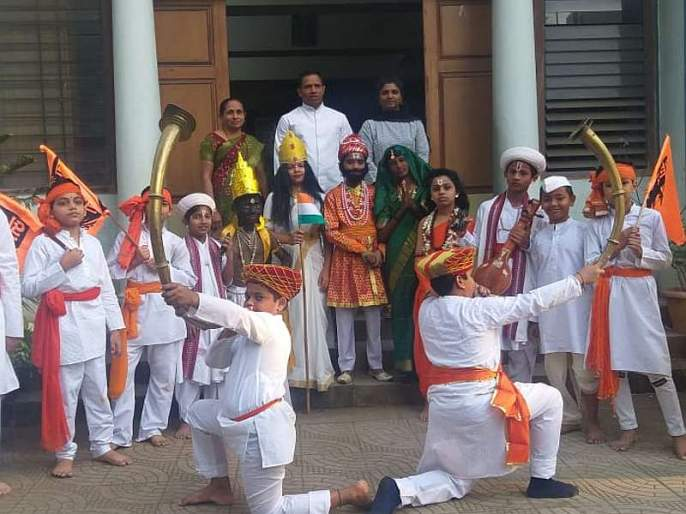 Celebrate Marathi Language Day in St. Tessa, Bandra | वांद्रे येथील सेंट टेसेसात मराठी भाषा दिन उत्साहात साजरा...