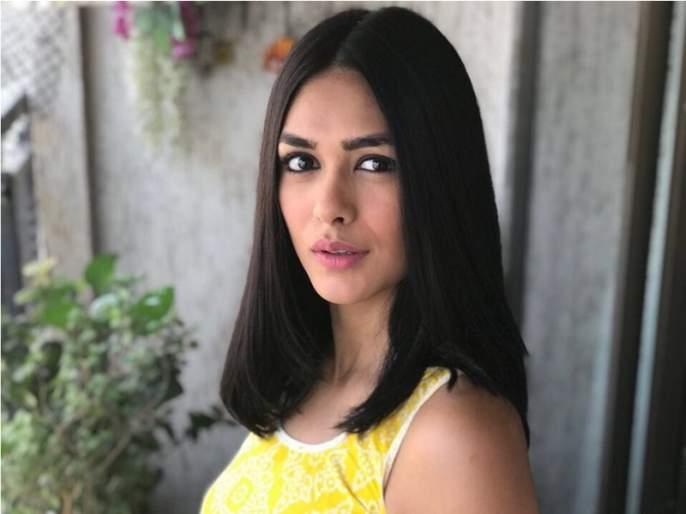 Mrinal Thakur will be seen this role in 'Bahubali: Before the Beginning' web series | 'बाहुबली : बिफोर द बिगनिंग' वेबसीरिजमध्ये मृणाल ठाकूर साकारणार ही भूमिका
