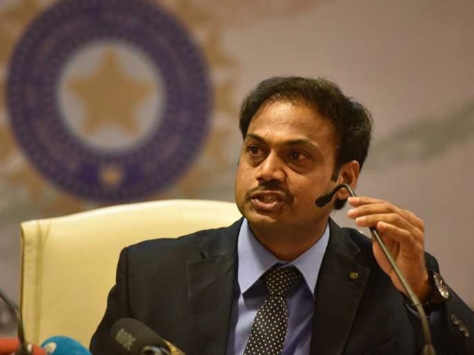 Laxman Sivaramakrishnan Likely To Replace MSK Prasad As Chairman Of Selectors | टीम इंडियाच्या निवड समिती अध्यक्षपदी दिग्गज फिरकीपटूची वर्णी? एमएसके प्रसाद यांचा कार्यकाळ संपला