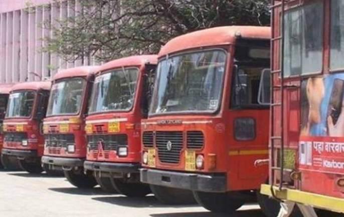 Carriers of Solapur depot for the service of Mumbaikars | मुंबईकरांच्या सेवेसाठी सोलापूर आगाराचे चालक अन् वाहक