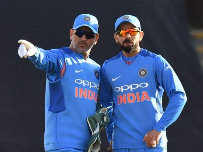 IND vs AUS ODI: Virat Kohli's men chasing No. 1 side England in icc odi ranking | IND vs AUS ODI : भारताला वन डेतही अव्वल स्थानाजवळ पोहोचण्याची संधी