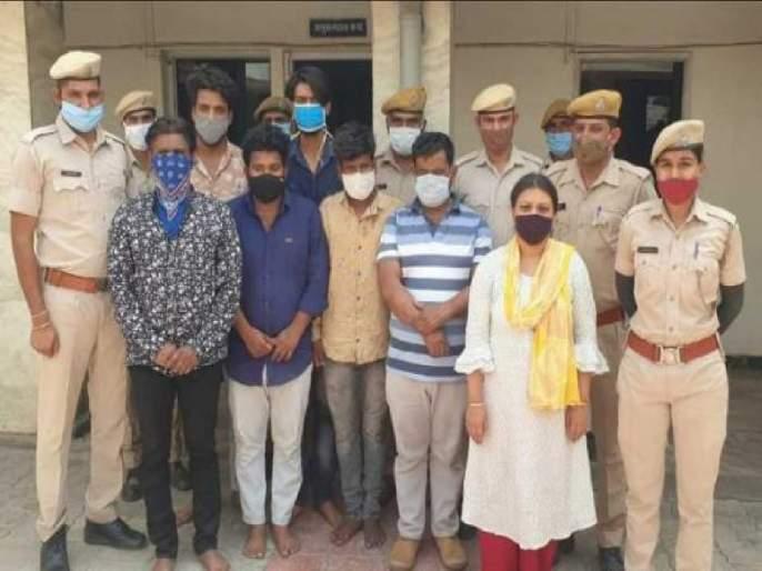 Tripura bizman hired contract killers to eliminate brother   अनैतिक संबंधातून बायकोनं दिली नवऱ्याच्या हत्येची सुपारी; कोरोनानं मृत्यू झाल्याचं सांगत अंत्यसंस्कार, पण...