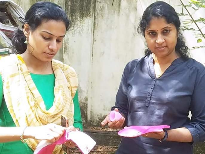 The story of the Muhamma village in Kerala making the village a synthetic sanitary pad free. | गावाला सिंथेटीक सॅनिटरी पॅड फ्री बनवणा-या केरळमधील मुहम्मा गावाची गोष्ट