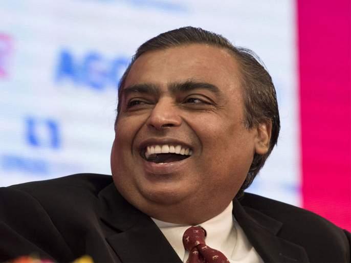 Mukesh Ambani is the eighth richest man in the world | फक्त सात आकडे दूर; मुकेश अंबानी जगातील आठव्या क्रमांकाचे श्रीमंत