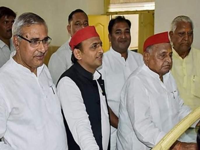 loksabha election 2019 sp mulayam singh yadav borrow money from akhilesh yadav | पाच वर्षांत मुलायम सिंहांच्या संपत्तीत मोठी घट, अखिलेशकडून घेतलंय दोन कोटींचं कर्ज