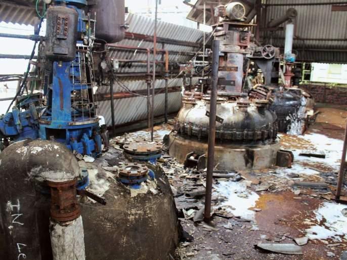 Reactor blast at Dombivli Chemical Company; The injured supervisor rushed to the hospital | डोंबिवलीत केमिकल कंपनीत रिअॅक्टरचा स्फोट; जखमी सुपरवायझर रुग्णालयात दाखल