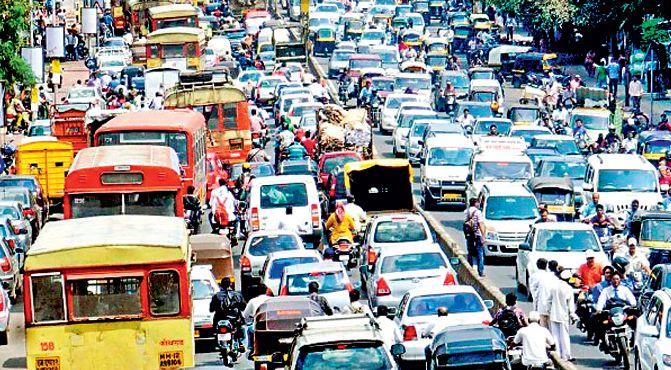 Stress due to daily traffic congestion! Invitation to diabetes, fatigue and heart disease   रोजच्या वाहतूककोंडीमुळे वाढत आहे ताणतणाव!; मधुमेह, थकवा आणि हृदयरोगाला निमंत्रण