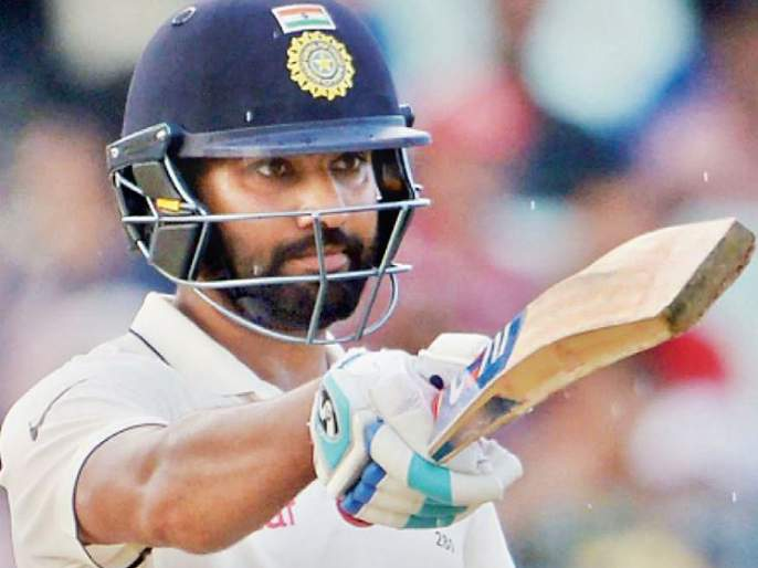 Rohit's chance instead of Rahul? Indian team selection today   राहुलऐवजी रोहितला संधी? आज भारतीय संघाची निवड