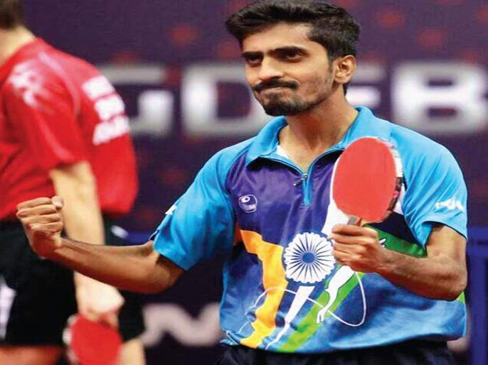 Gold in mixed team of Sathiyan, Archana | राष्ट्रकुल टेबल टेनिस: साथियान, अर्चना यांचे मिश्र गटात सुवर्ण