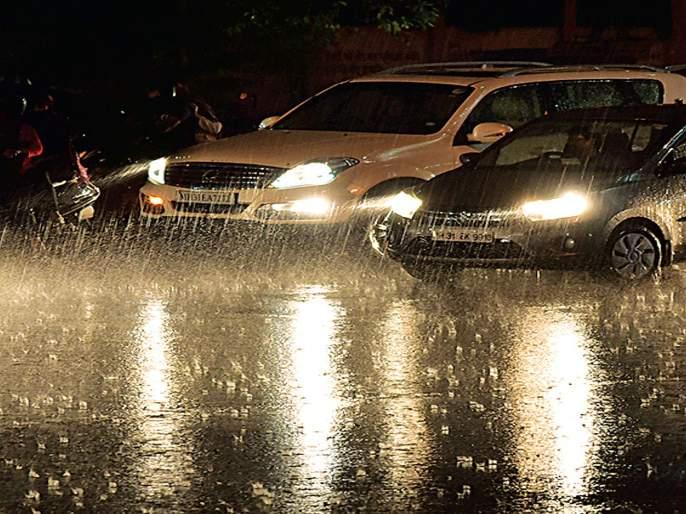 Careful! Mumbai to receive heavy rains on July 7; | सावधान! मुंबईत २६ जुलैला होणार अतिवृष्टी; स्कायमेटचा अंदाज