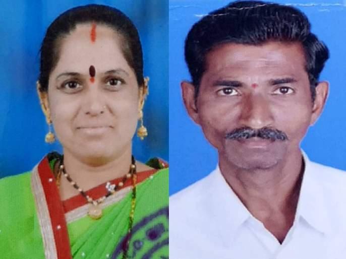 Strangulation of husband and wife; The killer escaped | खळबळजनक! गळा आवळून पती-पत्नीची हत्या; अंगावरील पाच लाखांचे दागिने गायब