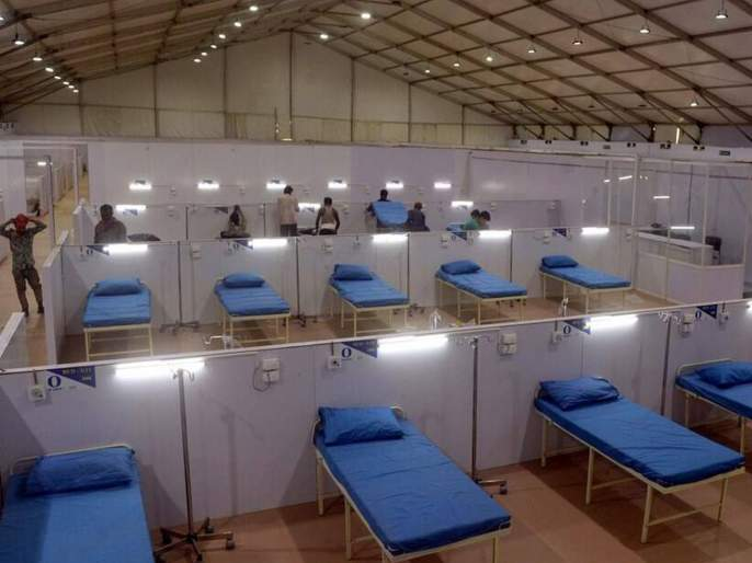 CoronaVirus News bmc to start 3 Jumbo Covid Hospitals special emphasis on enhancing ICU facilities   CoronaVirus Mumbai News: मुंबईत ३ जम्बो कोविड रुग्णालयं सुरू होणार; आयसीयू सुविधा वाढवण्यावर विशेष भर