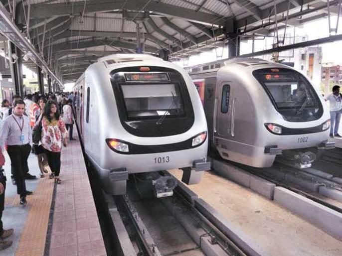 Mumbai Metro station will be cashless; Benefits of 4.5 million passengers | मुंबई मेट्रो वनची स्थानके होणार कॅशलेस; ४़५ लाख प्रवाशांना लाभ