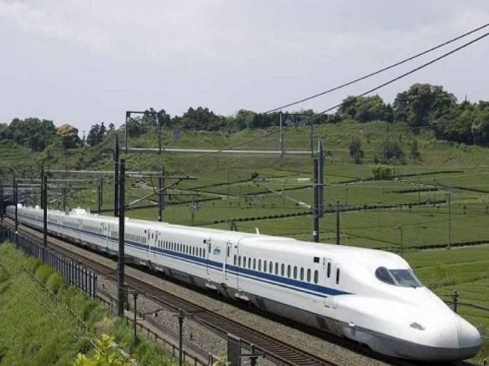 All Bullet Train Contracts Allocated with transparency NHSRCL clarifies | बुलेट ट्रेनच्या सर्व कंत्राटांचं वाटप नियमानुसारच; एनएचएसआरसीएलचं स्पष्टीकरण