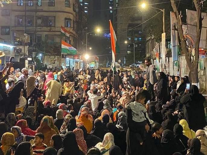 'Non-violence, peace will never break the path of agitation' | 'अहिंसा, शांततामय आंदोलनाचा मार्ग कदापि सोडणार नाही'