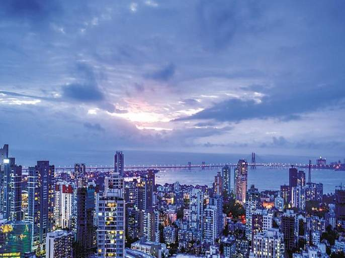 'Pollution Visible' environment in Mumbai; According to 'Safar' the air is satisfactory, today's atmosphere will be cloudy | मुंबईत 'प्रदूषणसदृश्य' वातावरण; 'सफर'च्या मते हवा समाधानकारक, आजचे वातावरण ढगाळ राहणार