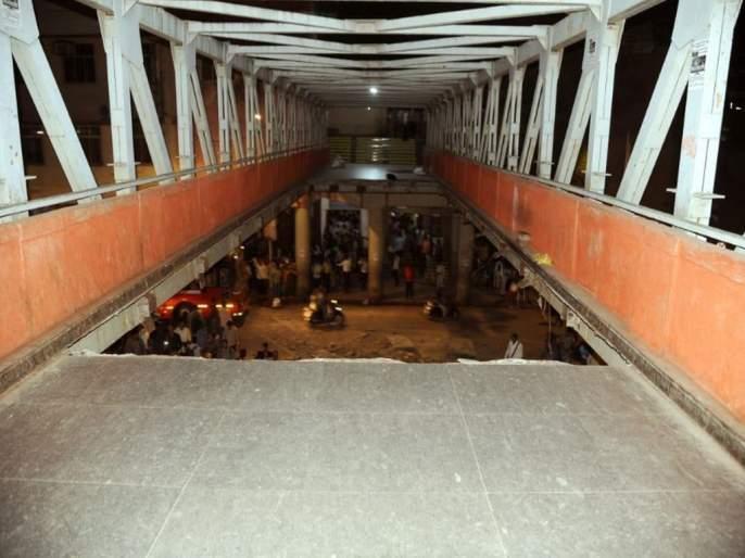 Mumbai CST Bridge Collapse Live: सीएसएमटी स्टेशनजवळील पादचारी पूल कोसळून 6 जणांचा मृत्यू; 31 जखमी | Mumbai CST Bridge Collapse Live: सीएसएमटी स्टेशनजवळील पादचारी पूल कोसळून 6 जणांचा मृत्यू; 31 जखमी