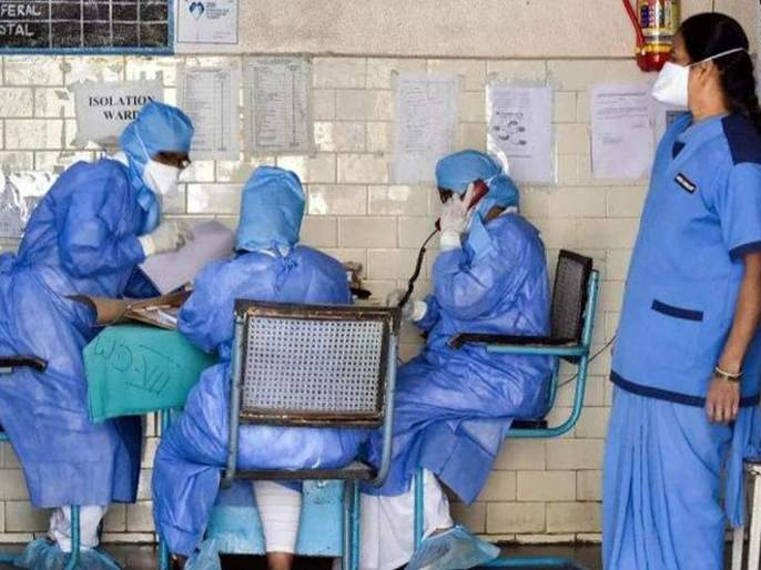 in mumbai medical staff in hospitals stopped working due to lack of security kits kkg | CoronaVirus: सुरक्षा किट्स नसल्याने मुंबईतील आरोग्य कर्मचाऱ्यांचं कामबंद आंदोलन