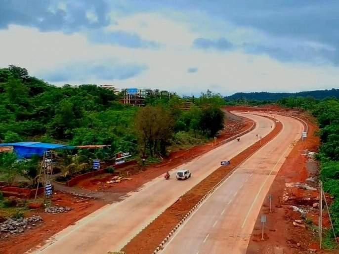 Highway work to be stopped in Mahad, Poladpur division? The contractor company is in trouble | महाड, पोलादपूर विभागात महामार्गाचे काम रखडणार? ठेकेदार कंपनी अडचणीत