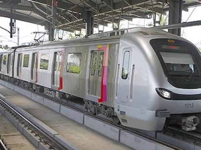 32nd phase of undergrounding successfully completed at Dadar Metro Station | दादर मेट्रो स्थानक येथे भुयारीकरणाचा ३२ वा टप्पा यशस्वीरीत्या पूर्ण