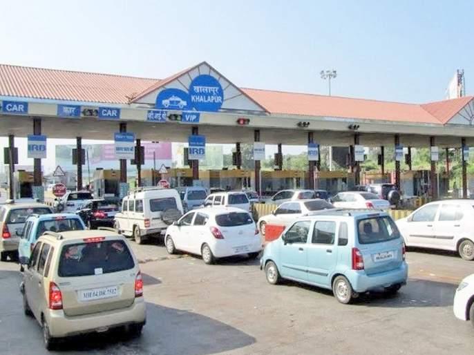 Mumbai Pune Expressway toll rates to go up by 18 percent from April 1 kkg | मुंबई-पुणे एक्स्प्रेस वेवरील टोलमध्ये १८ टक्के वाढ; १ एप्रिलपासून नवे दर