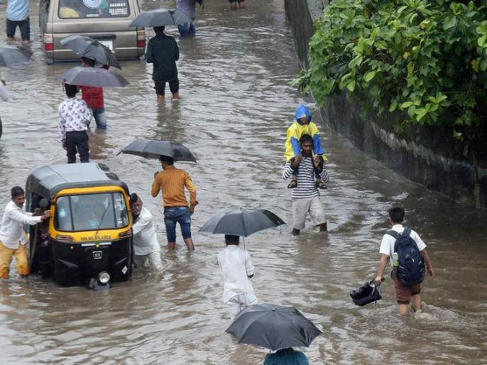 69 k deaths in 268 floods in delhi | ६५ वर्षात... २६८ पुराच्या घटनांत ६९ हजार जणांचा मृत्यू