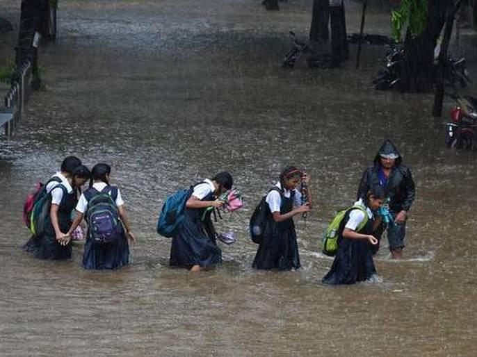 Mumbai, Thane, Konkan regions schools, colleges declared holiday after rain warning | अतिवृष्टीच्या इशाऱ्यानंतर 19 सप्टेंबरला मुंबई, ठाणे, कोकणातल्या शाळा, महाविद्यालयांना सुट्टी जाहीर