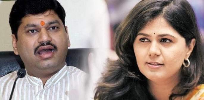 Dhananjay Munde has been charged in the video clip   'त्या' व्हिडीओ क्लिप प्रकरणी धनंजय मुंडेंवर गुन्हा दाखल