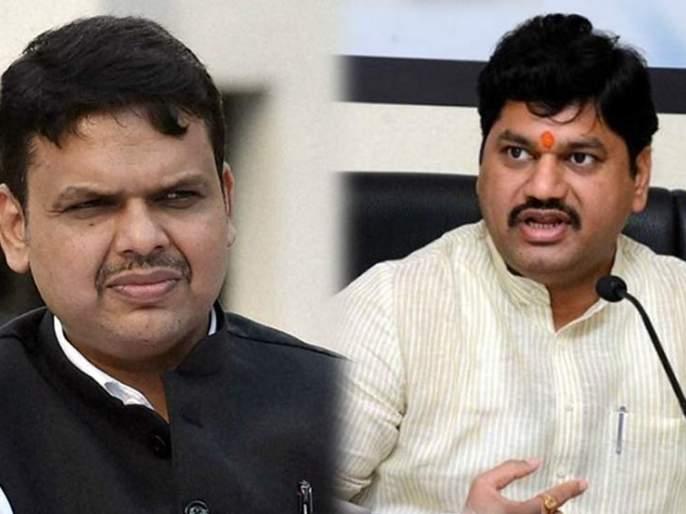 Maharashtra Vidhan Sabha 2019: 'How can a chief minister's tongue not shake while lying so shockingly?' Says Dhananjay Munde | Vidhan Sabha 2019: 'इतकं धडधडीत खोटं बोलताना मुख्यमंत्र्यांची जीभ कचरत कशी नाही?'