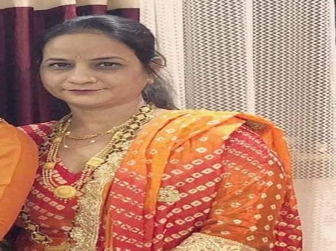 Husband killed wife due to taking extra marital affair | चारित्र्यावरसंशय घेतपतीने केली पत्नीची गळा कापून केली हत्या