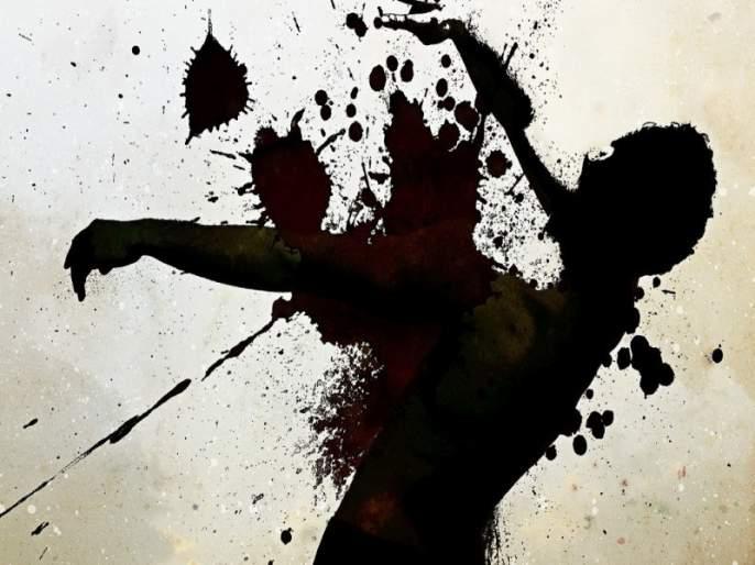 Husband murdered due to leprous Disease not cure   पतीचा कुष्ठरोग बरा होत नसल्याने केला खून