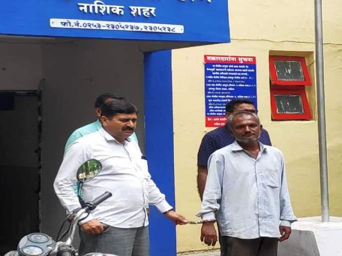2-year-old mother murdered by 2-year-old mother for drinking alcohol | दारू पिण्यासाठी ५७ वर्षाच्या मुलाने ८२वर्षीय आईचा केला खून